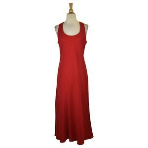 Jones New York Gown 10 Red
